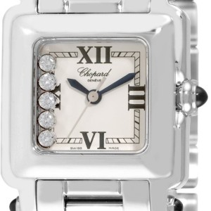 Chopard Women's Happy Sport Diamond Watch 278893-3006