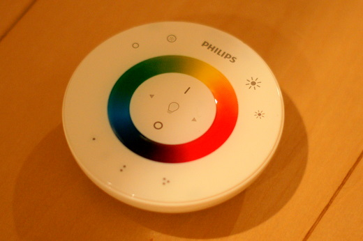 Philips LivingColors LED リモコン