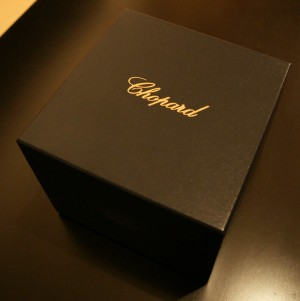 Chopard Happy Sport 箱