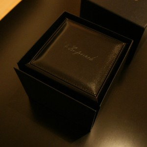 Chopard Happy Sport 内箱